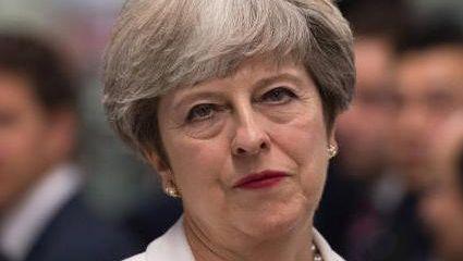 """Britische Premierministerin Theresa May: """"Ich bin keine Drückebergerin"""""""