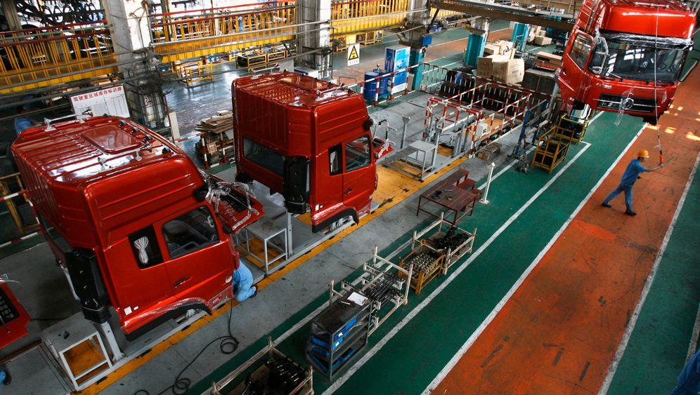 Überblick: Die größten LKW-Hersteller 2011