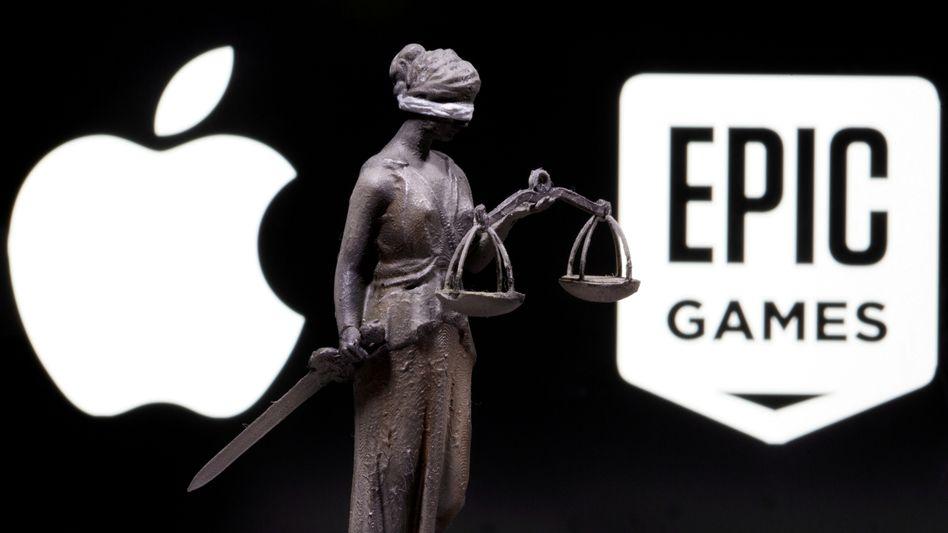 Epische Schlacht um App-Store-Provisionen: Apple hat im Gerichtsstreit gegen Epic Games einen schweren Rückschlag erlitten