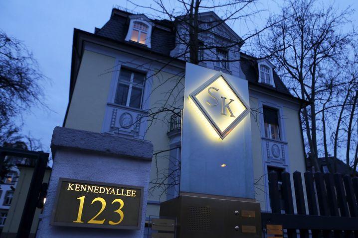 Zentrale der S&K Investment-Gruppe in Frankfurt