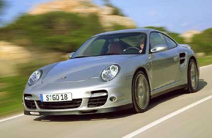 Porsche 911 Turbo:Weit vor der Markteinführung, in der Entwicklung, lässt sich der Sportwagenbauer gezielt von Studenten helfen