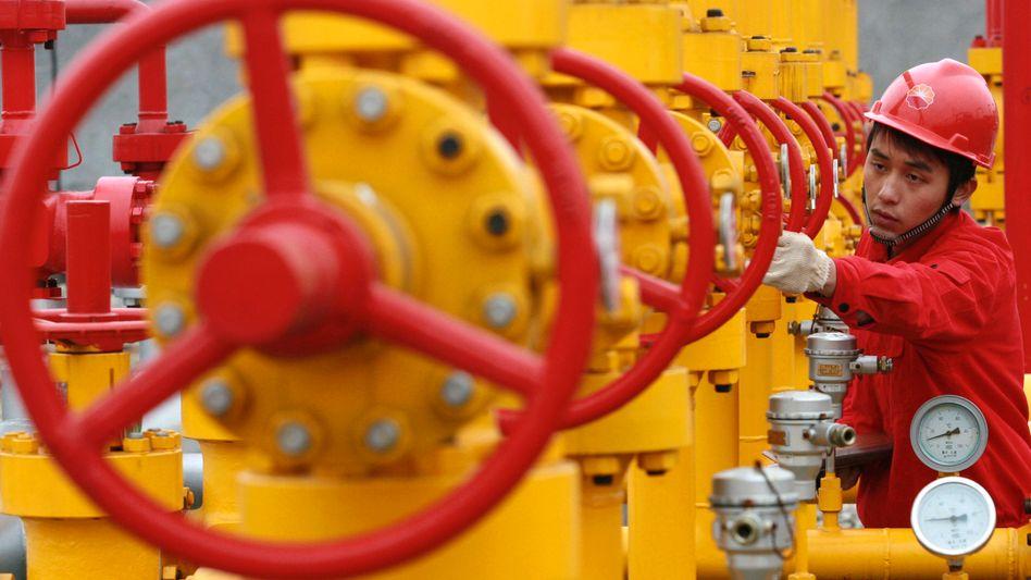 Boomende Wirtschaft: China setzt bei der Versorgung zunehmend auch auf ausländische Quellen