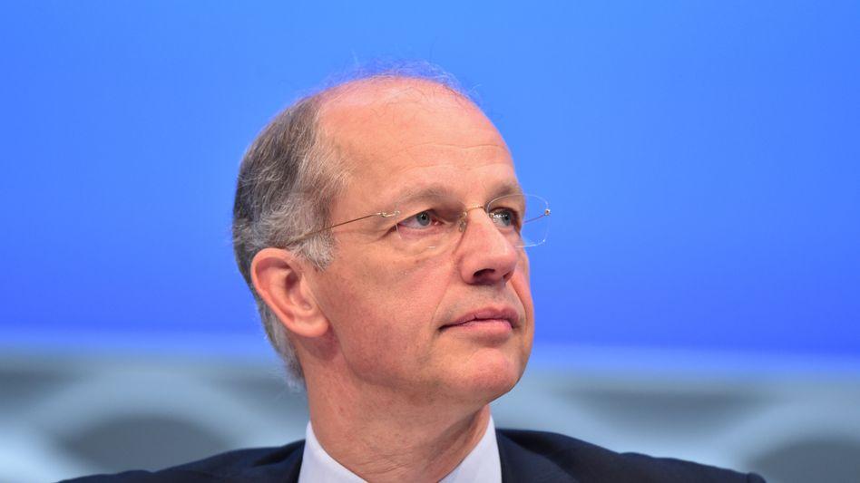 """BASF-Chef Bock: """"Wichtige Märkte sind nicht so schnell gewachsen wie angenommen"""""""