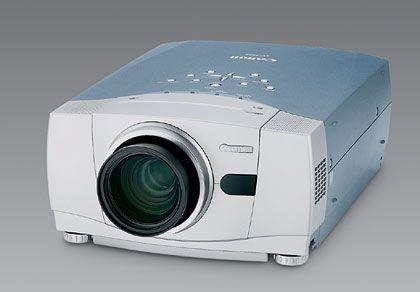 Starkes Licht: Profibeamer Canon LV-7555
