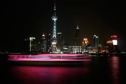 """Projekt """"Sichere Stadt"""": Für die Expo 2010 wird Shanghai fast hundertmal mehr in Sicherheit investieren, als Hannover seinerzeit für die Expo 2000"""