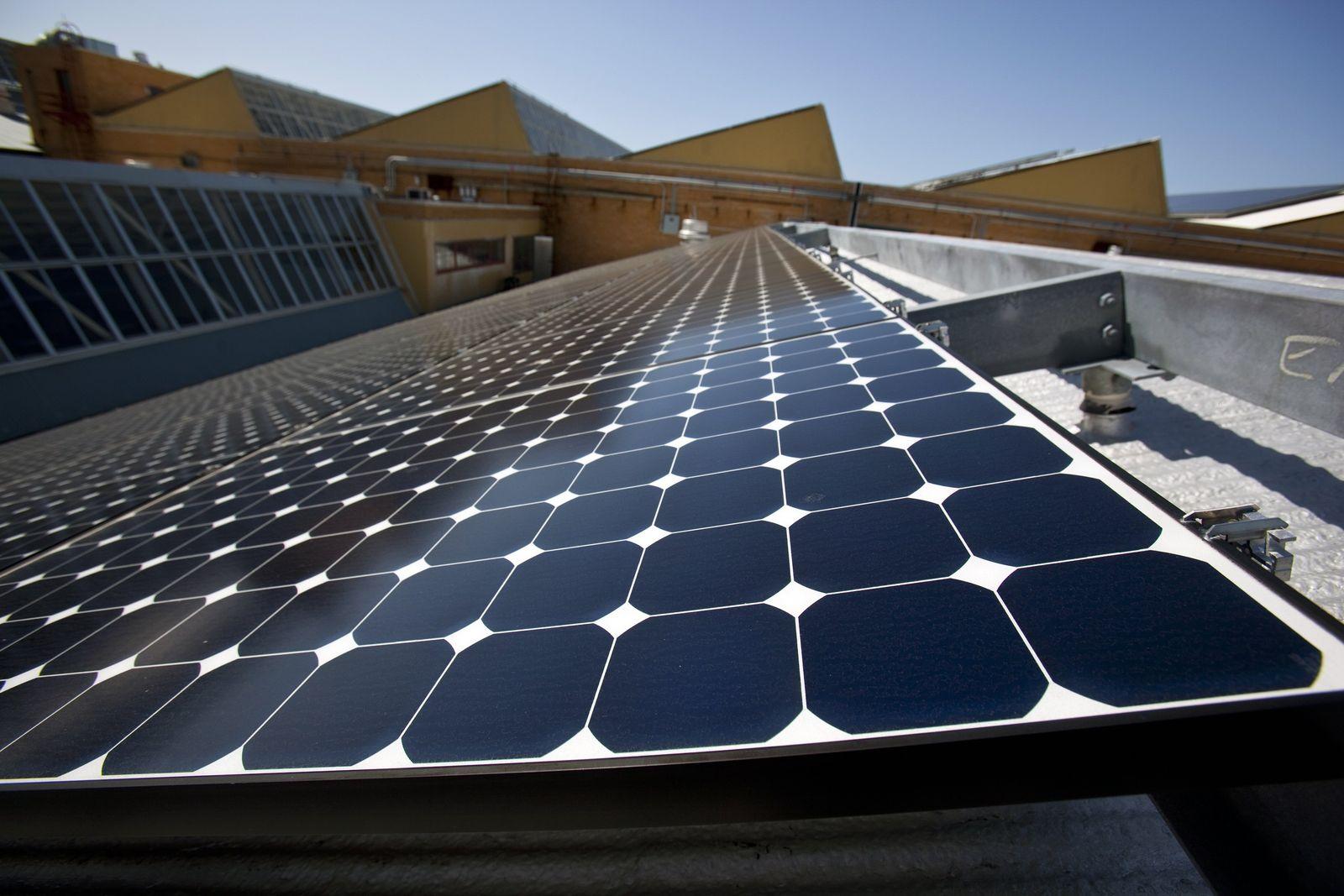 Solaranlage / USA / Kalifornien