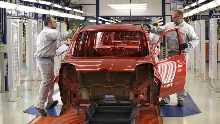 Autoindustrie: Die Misere in Europas Autowerken