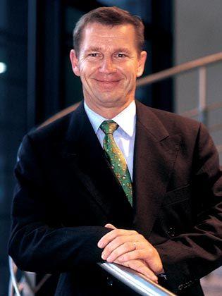 Hans-Joachim Strüder, der neue Mann im Investmentbanking
