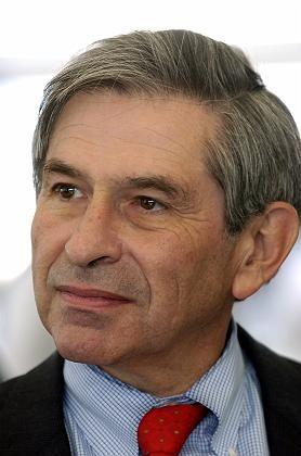 Wolfowitz: Einstimmig gewählt