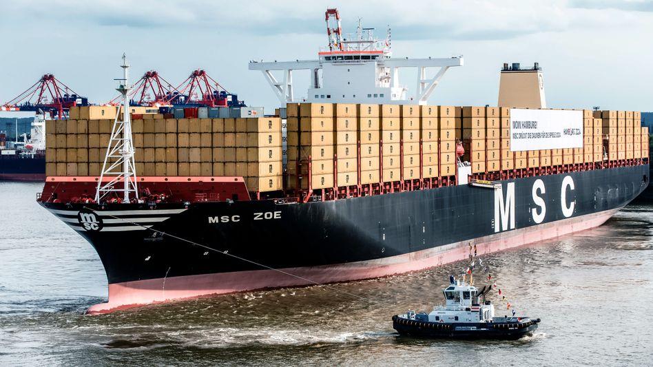 Containerschiff: Für die meisten Anleger ein Desaster - doch viele Reeder verdienen weiter prächtig