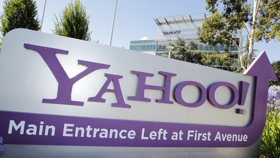 """US-Konzern Yahoo: """"Haben Erstattungen angefordert"""""""
