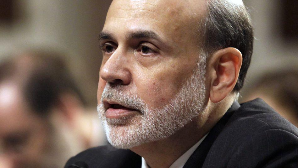 Ben Bernanke: Der Fed-Chef warnt vor einem selbst verschuldeten Absturz