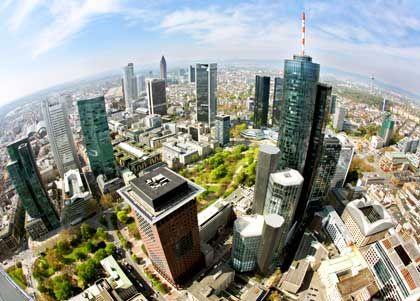Wachstum gesteigert, Einsteiger rekrutiert: Die kleine, unabhängige Investmentbank Greenhill hat ihre Geschäftsräume im Frankfurter Maintower