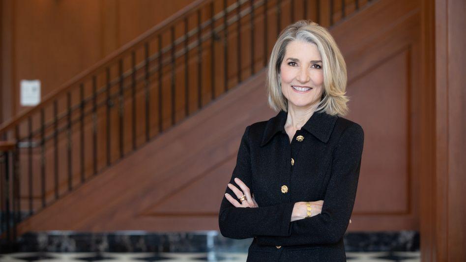 """""""Veränderungen in einem Team immer auch Platz für Neues"""", sagt Amy Edmondson, Leadership-Professorin an der Harvard Business School."""
