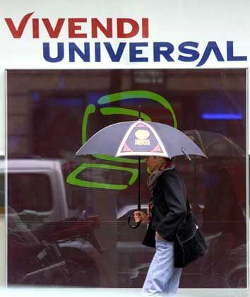 Schrumpfgeschäft: Vivendi Universal