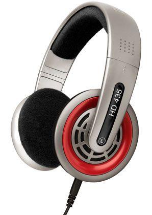 Ebenfalls gerade vorgestellt: Kopfhörer HD 435
