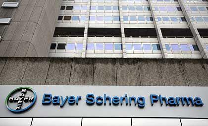 Noch-Firmenzentrale: Sitz von Bayer Schering in Berlin