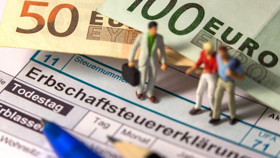 Erbschaftsteuer: Unternehmenserben werden weniger belastet als Menschen, die Häuser oder Vermögen erben