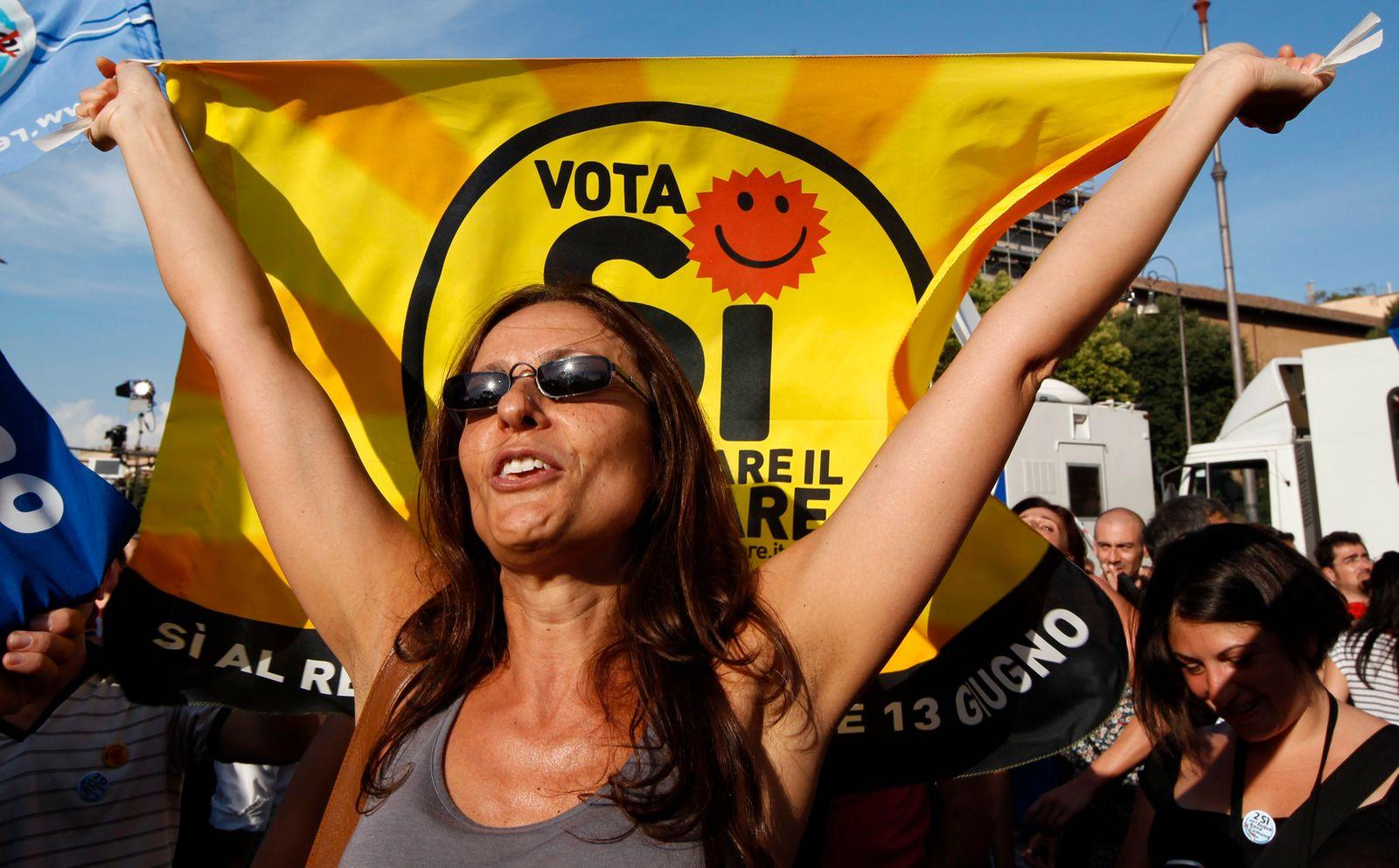 Berlusconi Referendum