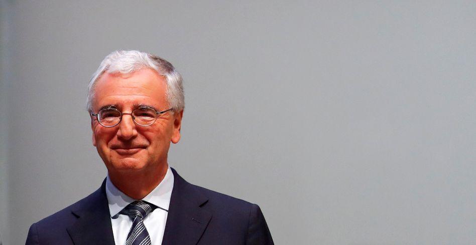 Paul Achleitner: Abschied aus dem Aufsichtsrat von Daimler