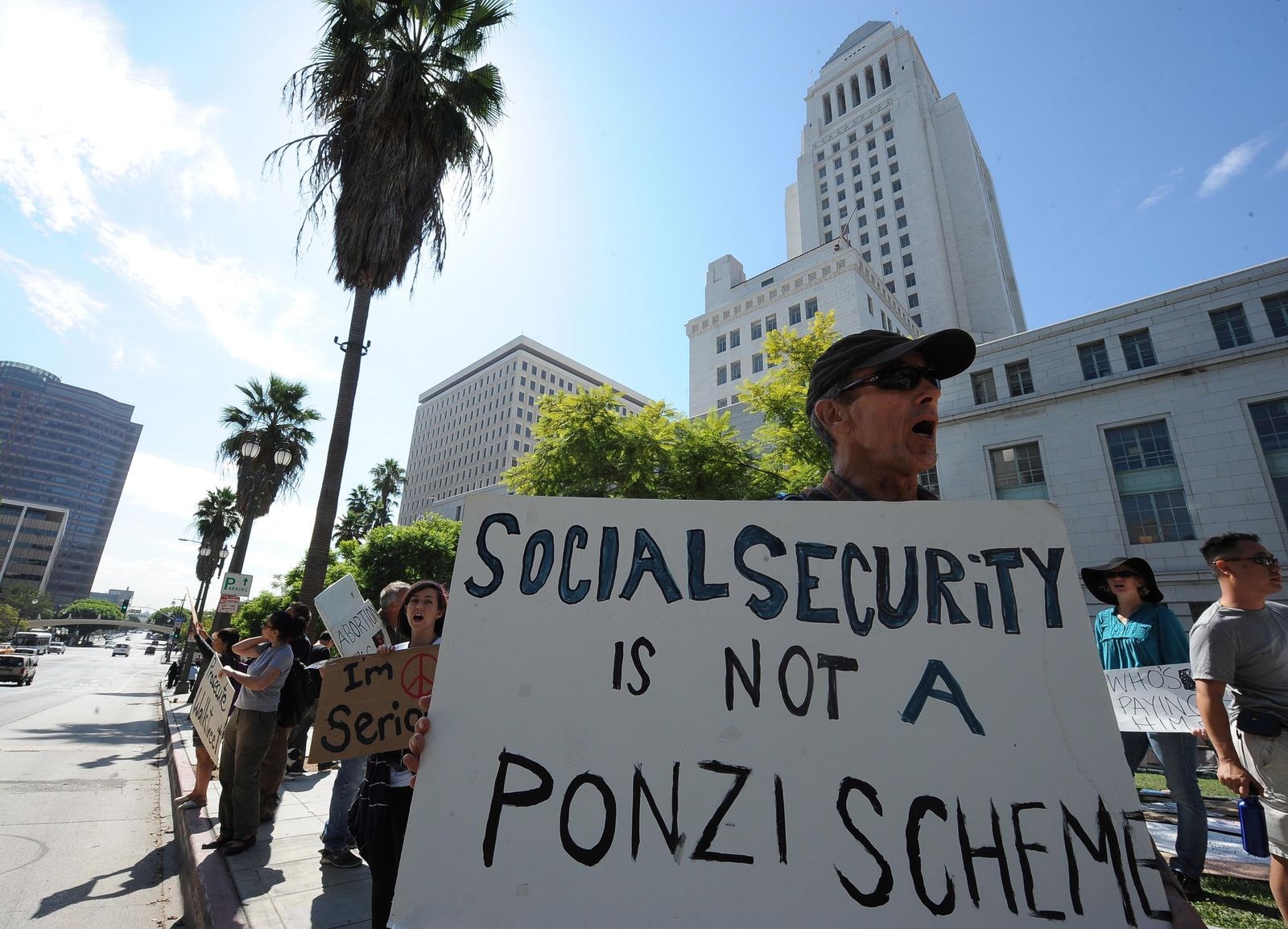 Occupy / Los Angeles