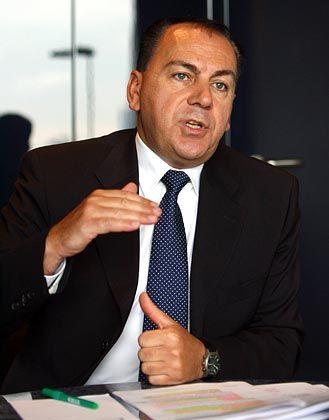 Zuversichtlich: Bundesbankpräsident Weber sieht eine Normalisierung an den Finanzmärkten