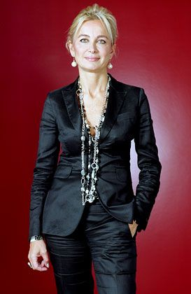 """Antonella Mei-Pochtler (49), Senior-Partnerin Boston Consulting Group (BCG) Ihre größte Stärke, sagt die Markenexpertin, """"ist das Anderssein, das kreative Querdenken"""". Damit erreichte das Glamourgirl der Zunft in Rekordzeit den begehrten Partnerstatus, siebenstelliges Gehalt inklusive."""
