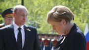 Merkel verteidigt Ausschluss Russlands aus G8