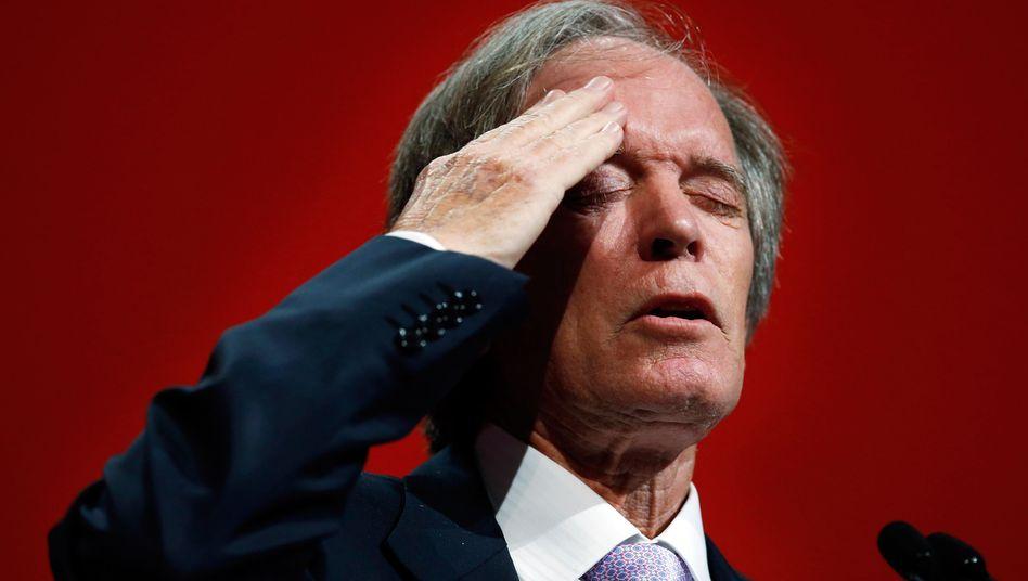 Schlecht gewettet: Bill Gross