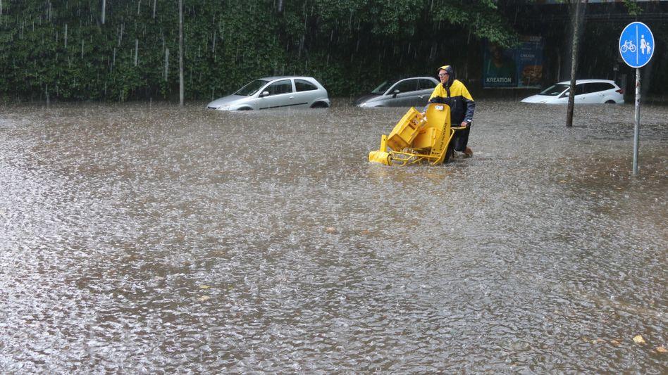 Regen in Deutschland: Muss das Klimapaket nochmal geöffnet werden?