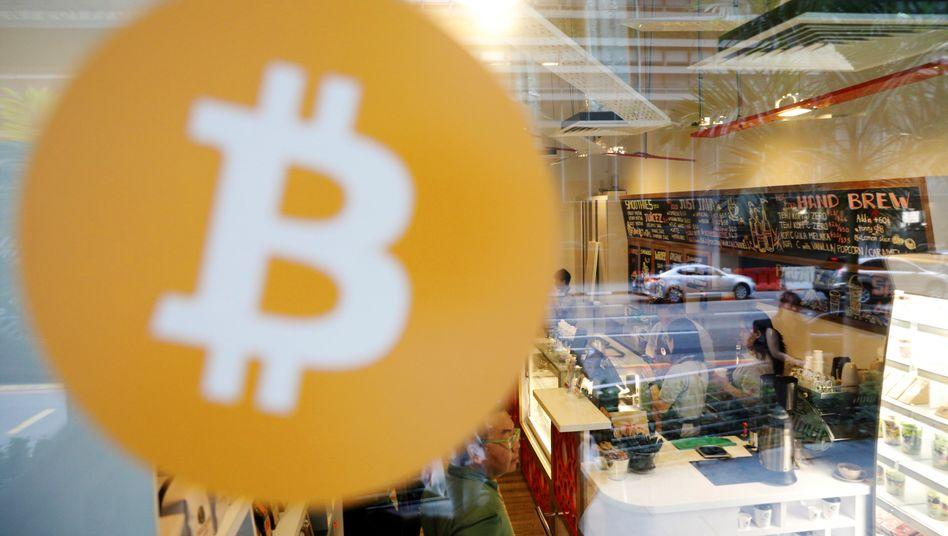 Bitcoin-Café: Am Finanzmarkt herrscht Verkaufsstimmung
