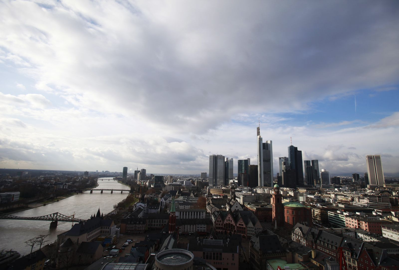 Frankfurt am Main / Panorama