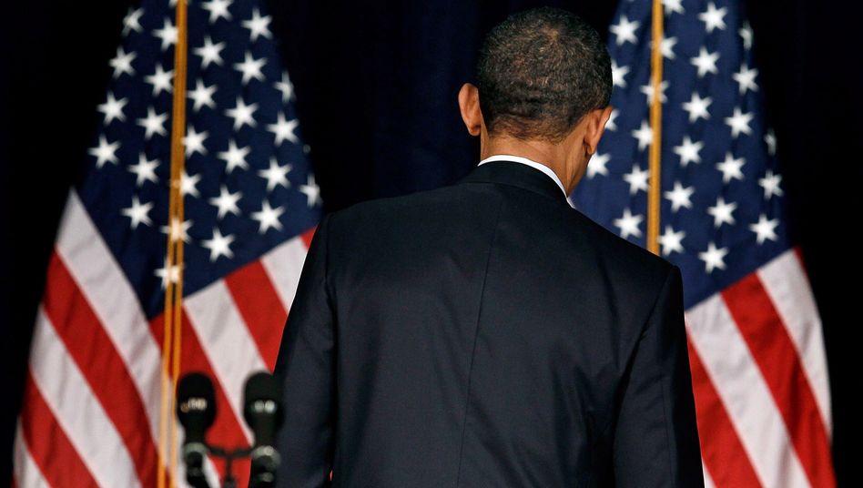 US-Präsident Obama: Die enorme Staatsverschuldung ist nicht sein einziges Problem