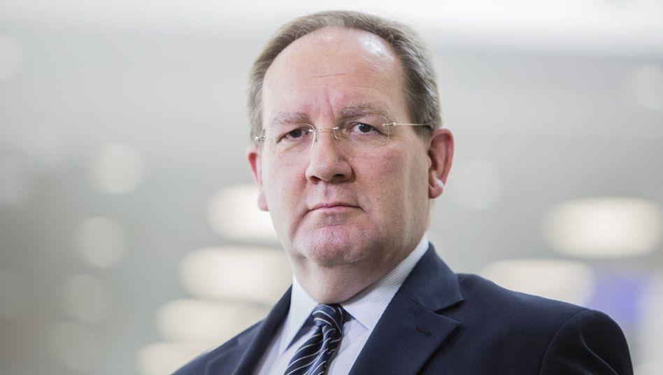 """Bafin-Präsident Felix Hufeld: """"Wir befinden uns mitten in der entsetzlichsten Situation, in der ich jemals einen Dax -Konzern gesehen habe."""""""