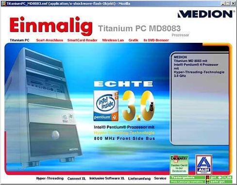 Billiger PC: Aldi treibt den Markt an
