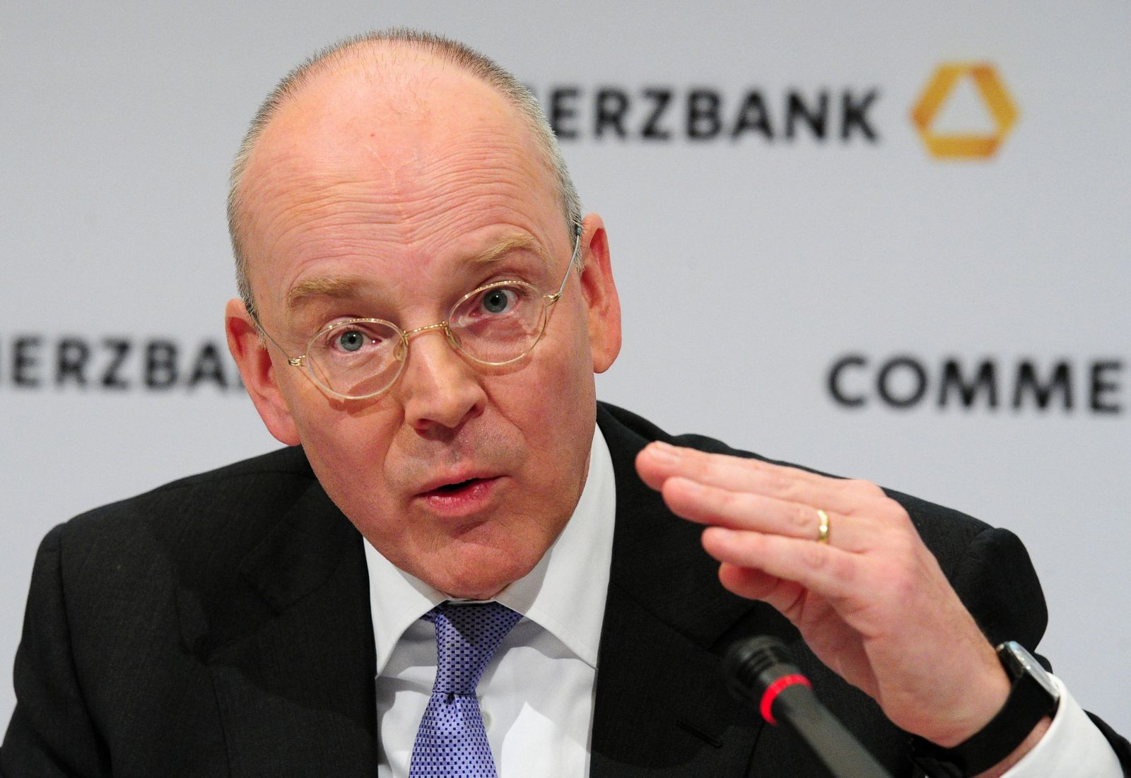 Martin Blessing Commerzbank