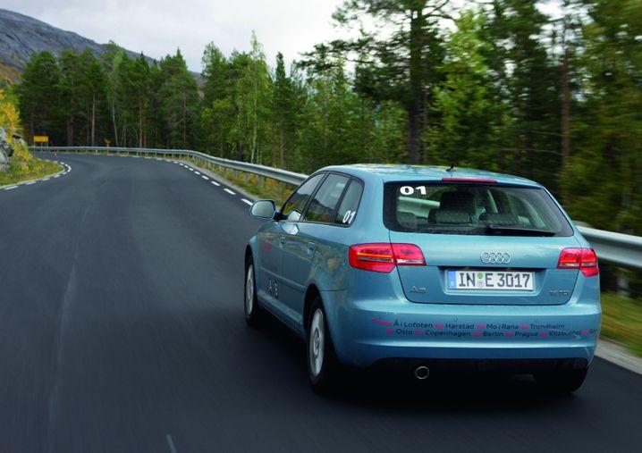 Audi A3 Sportback: Der Oldie unter den Nobel-Kompakten