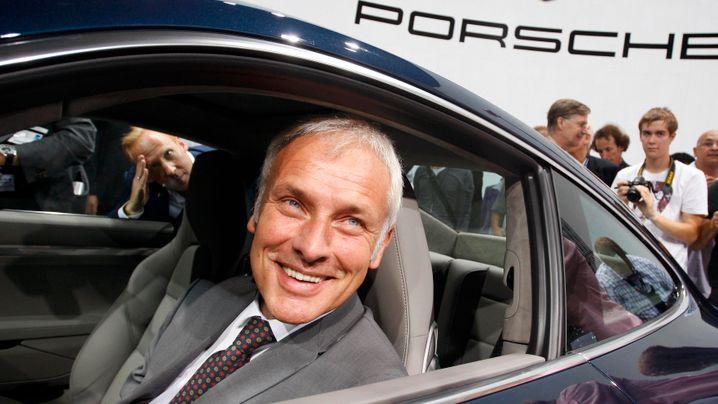 VW-Chef kritisiert Kunden: Die weltfremden Thesen des Matthias Müller