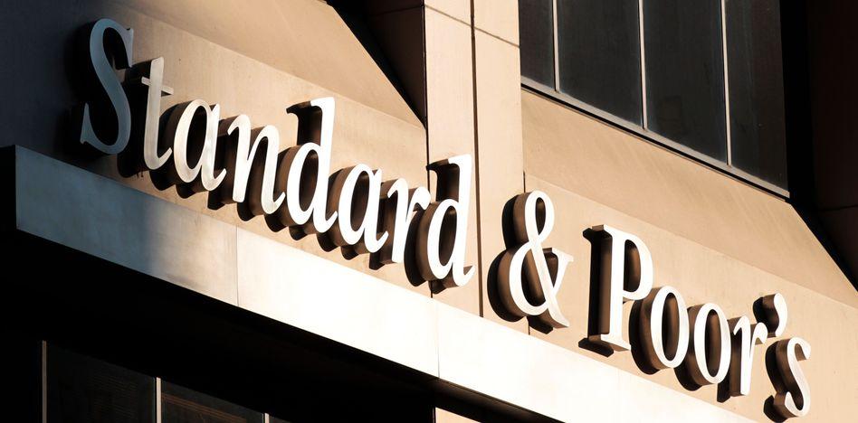 Standard & Poor's in New York: Unternehmen unter Beobachtung