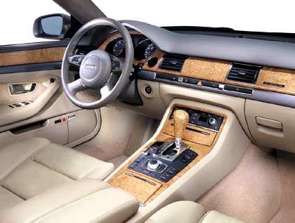 Der neue Audi A8: Der Luxus des großen Ingolstädters soll die Amerikaner überzeugen