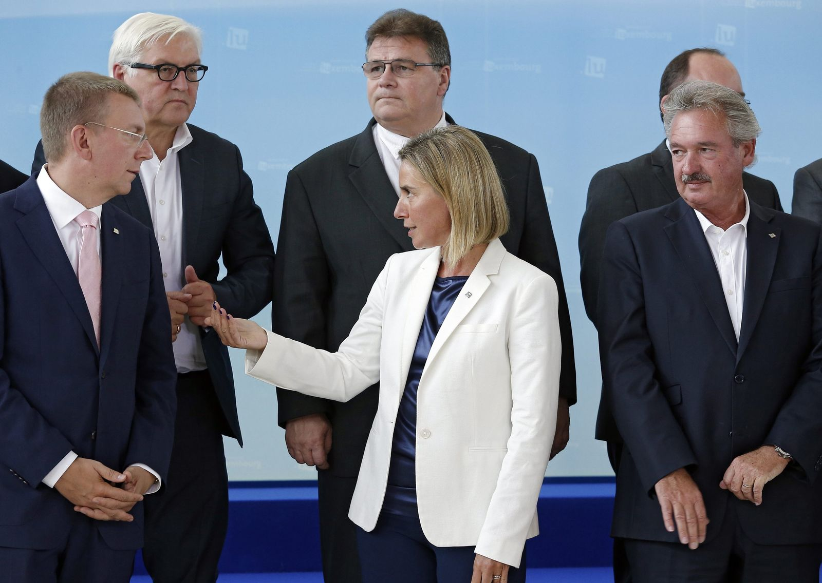 EU Foreign Affairs Council meeting in Luxembourg