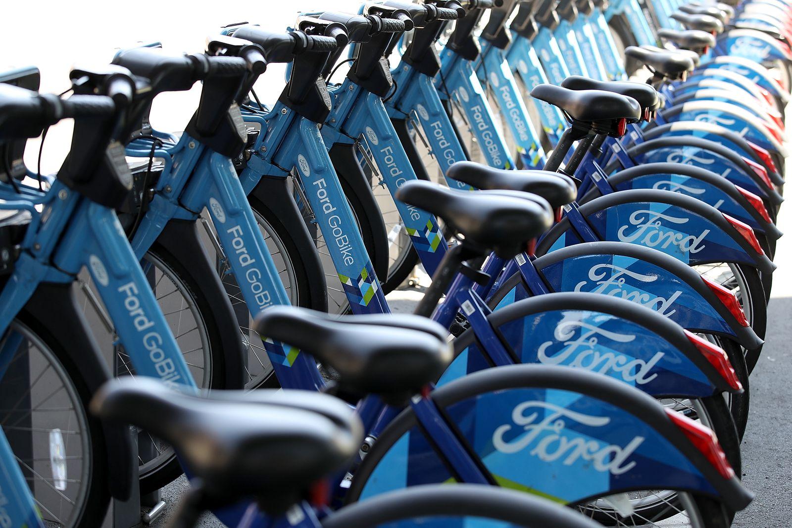 bike share / San Francisco