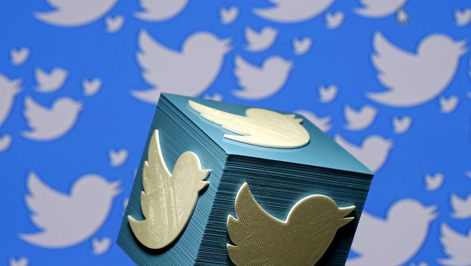 Twitter hat im abgelaufenen Quartal deutlich weniger tägliche Nutzer hinzugewinnen können als erwartet