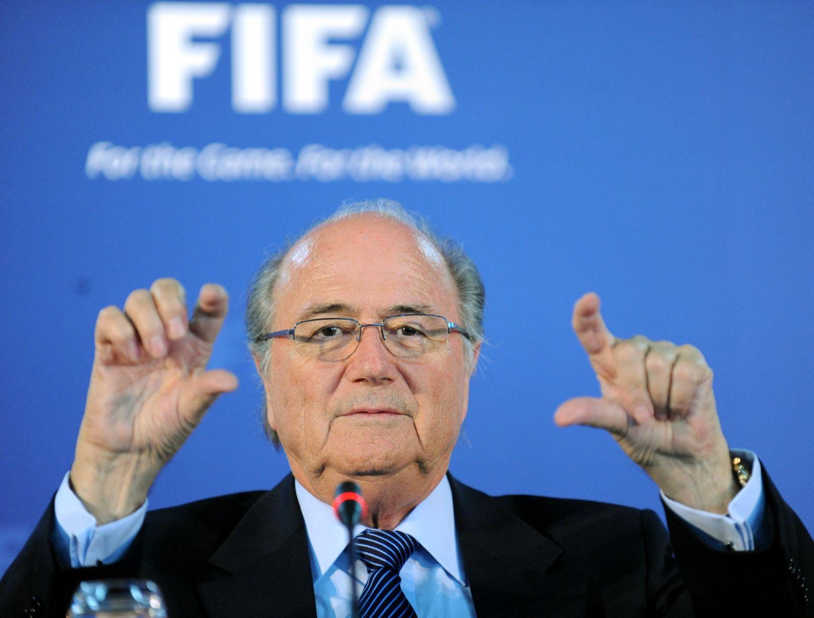 FIFA-Exekutivkommitee tagt auf Robben Island