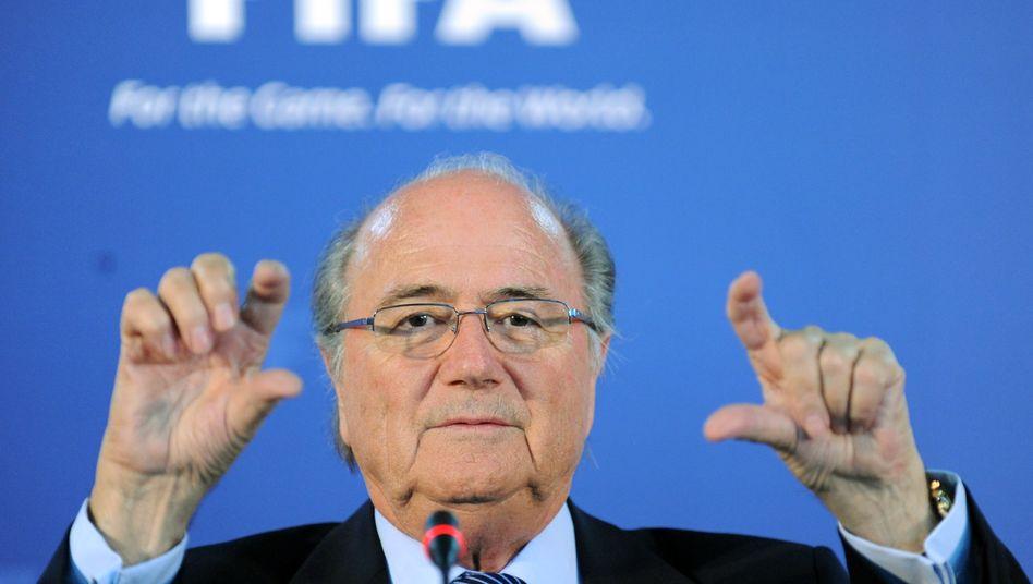 Sepp Blatter im Visier der Korruptionsermittler