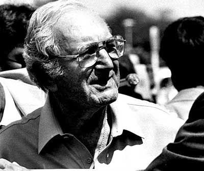"""Joseph Bonanno: der stets kamerascheue Pate von Tucson allias """"Joe Banana"""" starb im Alter von 97 Jahren"""