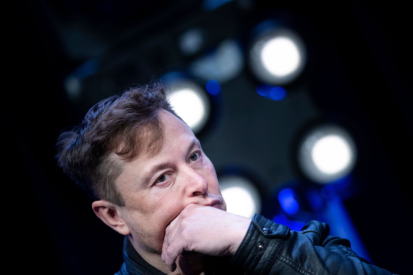 Elon Musk delivers keynote remarks at the Access Intelligence LLC. 2020 Satellite Conference and Exhibition