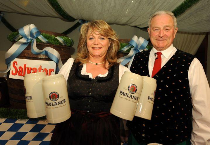 Stemmt auch in der Immobilienbranche einiges: Brauereierbin Alexandra Schörghuber