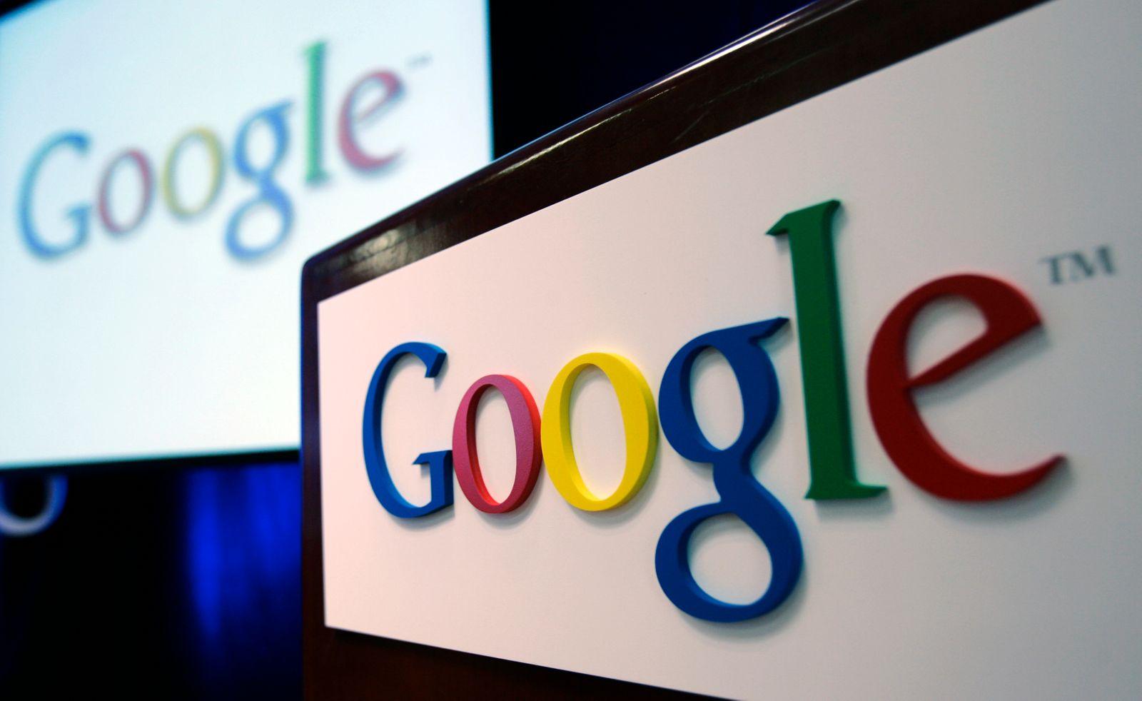 Google Logo / DoubleClick Antitrust