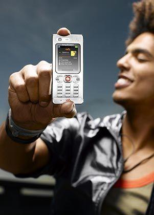Begehrte Musikhandys: Der Handyabsatz von Sony Ericsson legte um 63 Prozent zu